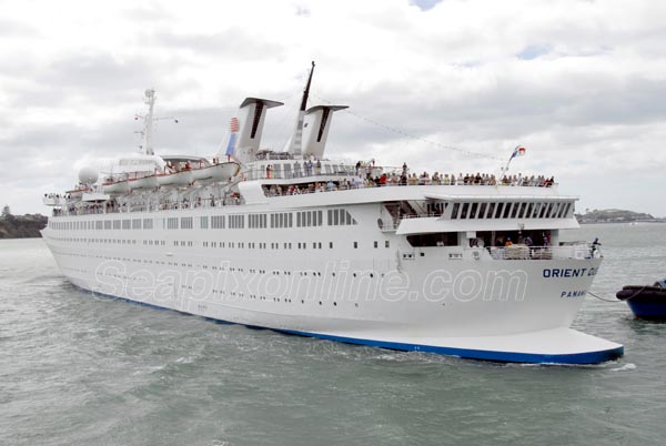 Orient Queen Bolero Starward Louis Aura SeapixOnlinecom - Starward cruise ship