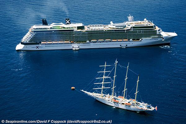 Celebrity Equinox Star Clipper SeapixOnlinecom - Star clipper cruises