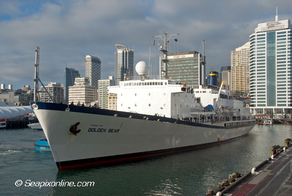 Golden Bear, USNS. Maury 8834407 ID 6911