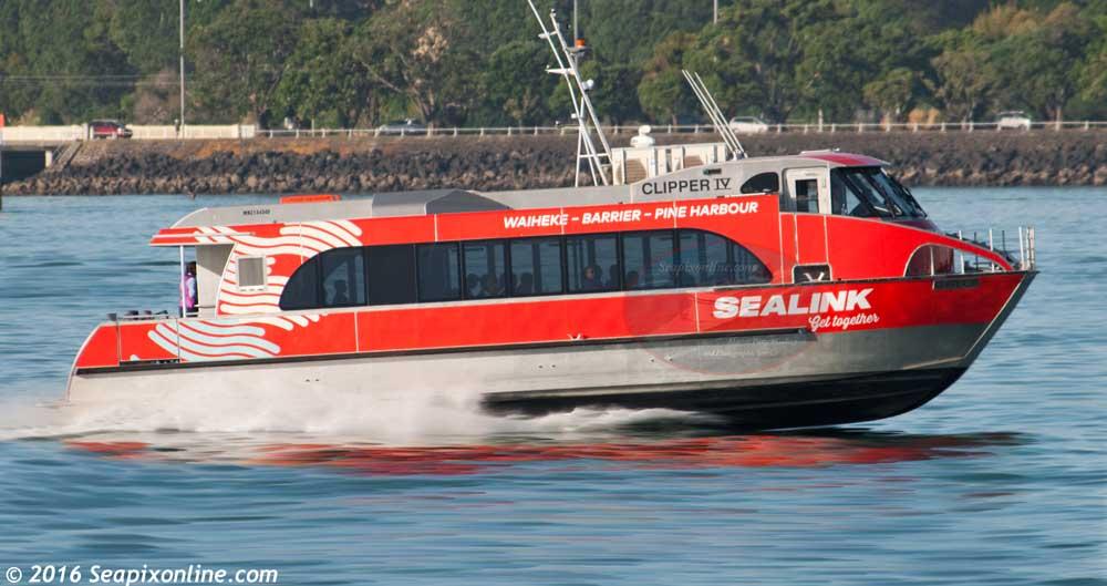 Clipper IV - SeapixOnline com
